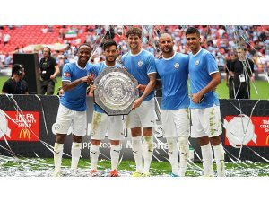 Community Shield'ı Manchester City kazandı