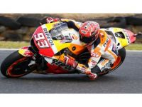 Tayland'da zafer Marquez'in